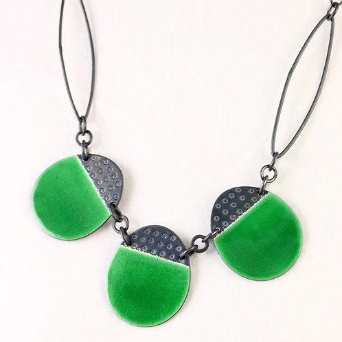 Neckpiece Buoy - Summer Green