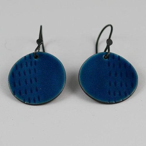 Tidal Earring Blue