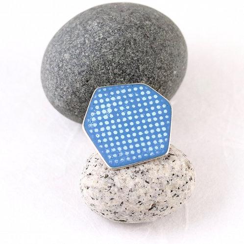 Basalt Ring - Blue Mix M