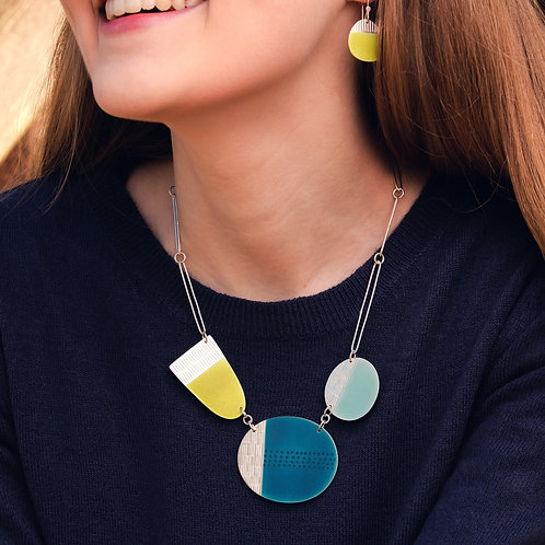 Island Necklace - Mixed Summer