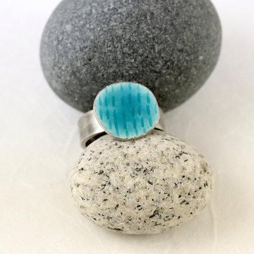 Tidal Ring - Turquoise N