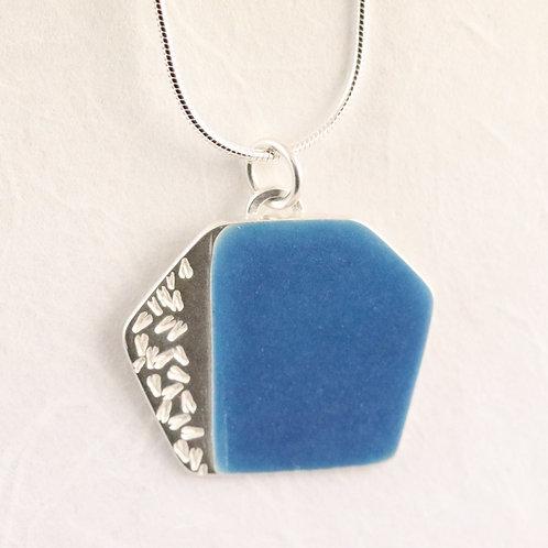 Basalt Pendant - Blue