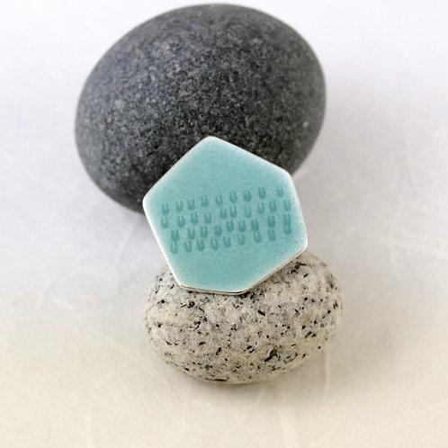 Basalt Ring - Seaglass M 1/2