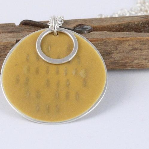 New Sealife Pendant - Yellow