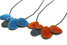 Cluster Necklaces