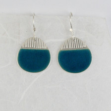 Island drop earrings