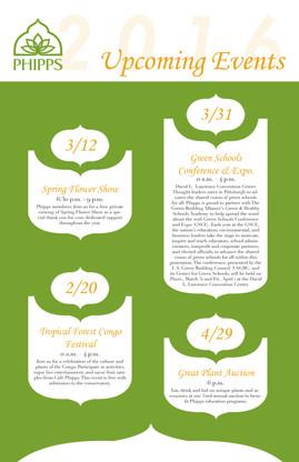 Info letter design