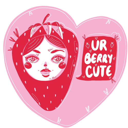 Valentines illustration