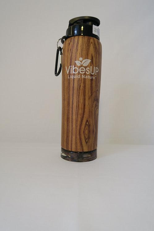 Earth Bottom Bottle - Lt Woodgrain 27oz