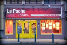Théatre Le Poche, Charleroi