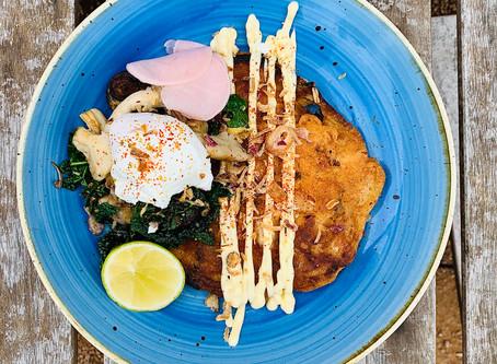 Urban Farm Goods Kimchi Pancakes