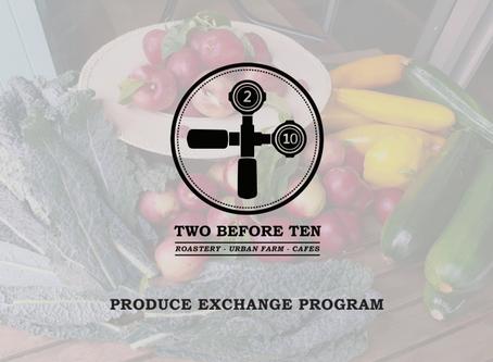 PRODUCE EXCHANGE PROGRAM
