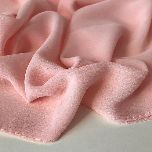 Chiffon Hijab - Baby Pink