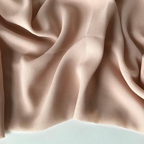Chiffon Hijab - Nude