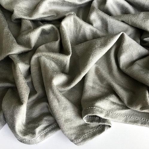 Premium Jersey Hijab - Pale Grey