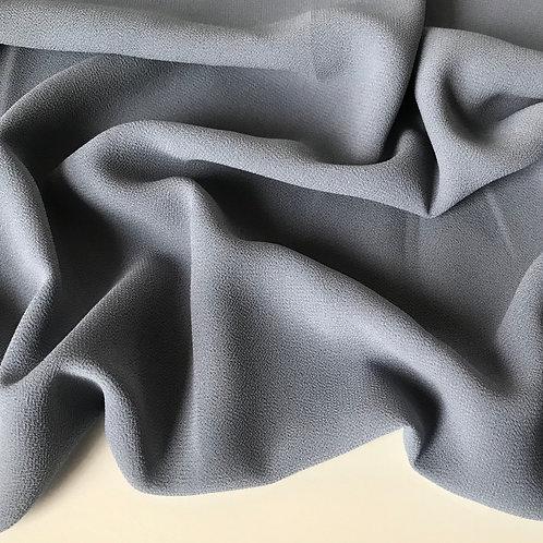 Chiffon Hijab - Silver Grey
