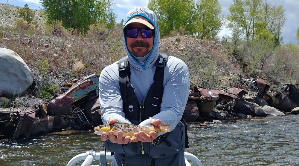 Float Fishing Arkansas River