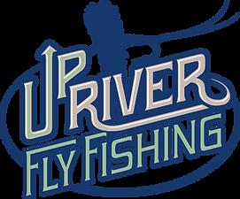 UpRiver_Fly_Fishing_logo_rev_color_no ba