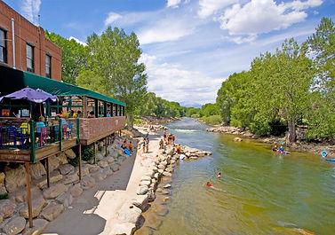 Salida Colorado Arkansas River Fly Fishing Float Fishing Guided Tours