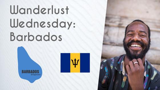 Wanderlust Wednesday: Barbados Edition
