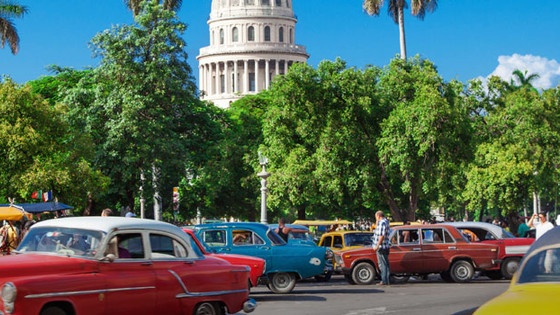 Travel to Cuba!
