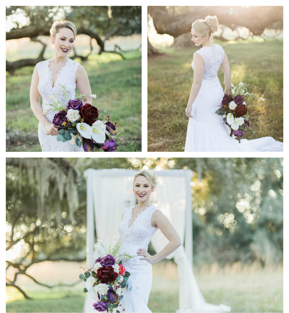 Nicole's Bridal Shoot