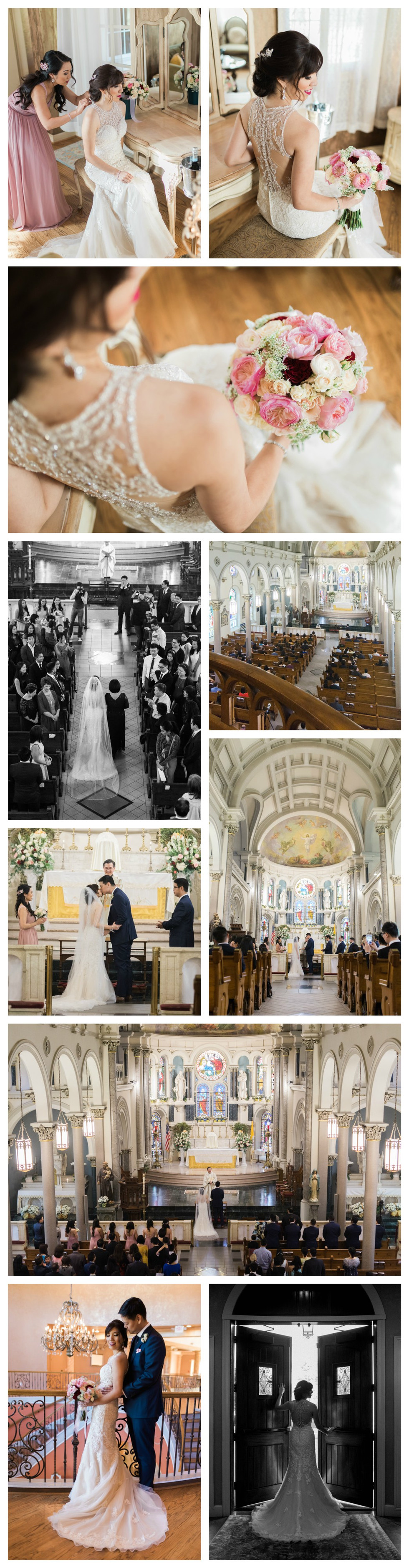 Katherine & Wey's Wedding Photo Journal
