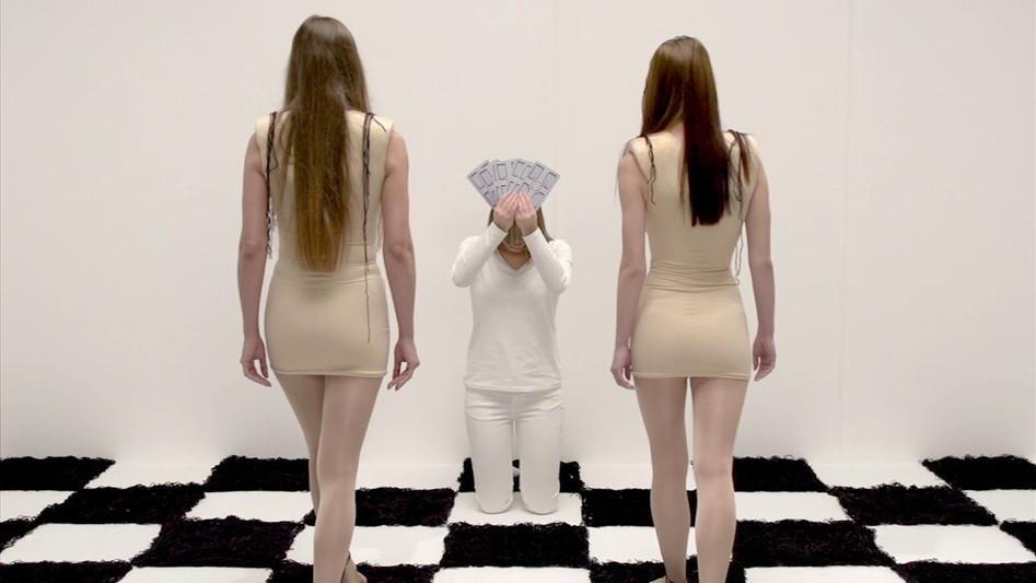 Vera Henrike Hetzel _ Fashion Film 2014 by Bianca Müller & Marina Belikova