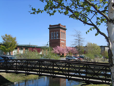 Tower at Cordage Park