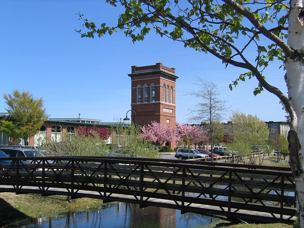 Cordage Tower