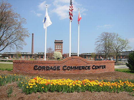 Cordage Office Park Entry