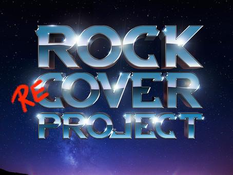 Um update em algumas das mais clássicas capas de discos rock