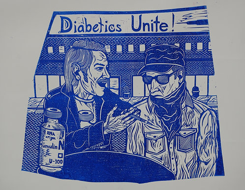 Diabetics Unite