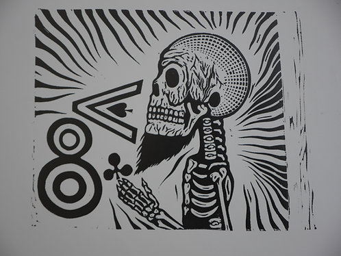 Skeleton V 8