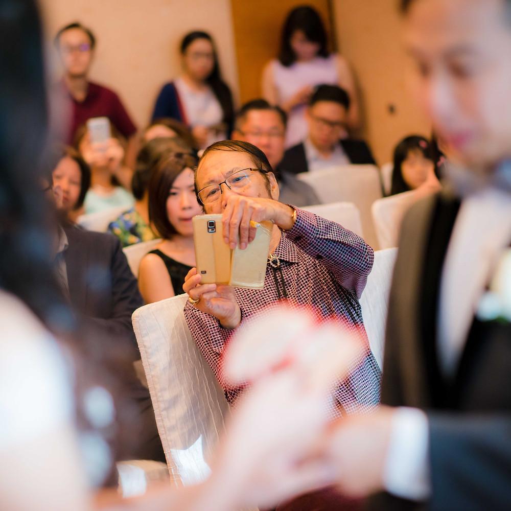 solemnisation photography singapore