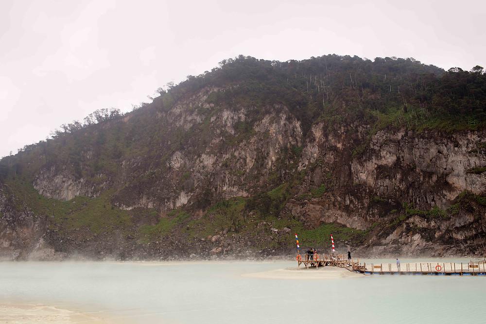 bandung travel blog Kawah Putih