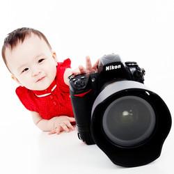 studio photography portrait family