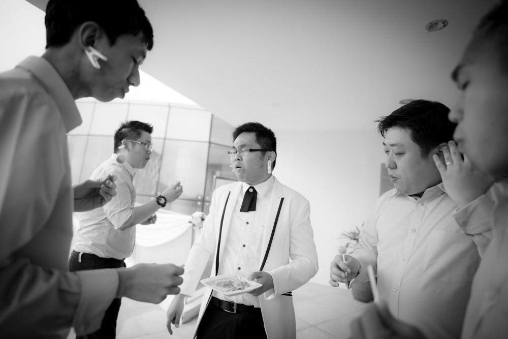 ONE°15 Marina Club wedding day photography