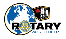 Humanitarian aid, rotary world help