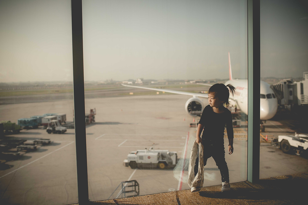 bandung travel blog singapore changi airport