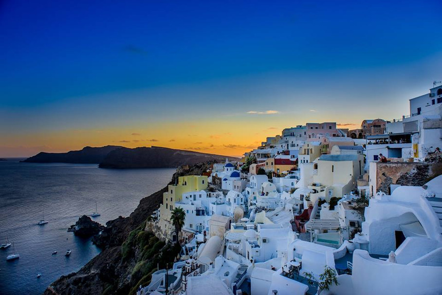 Santorini Travelogue