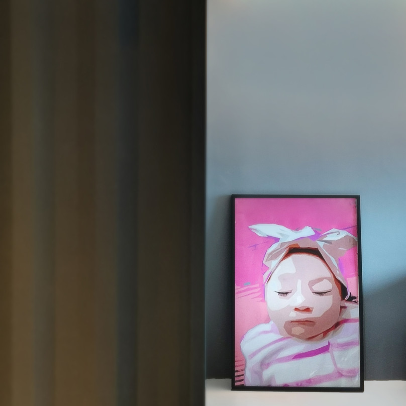 Personalised Portrait Artwork For Your Home