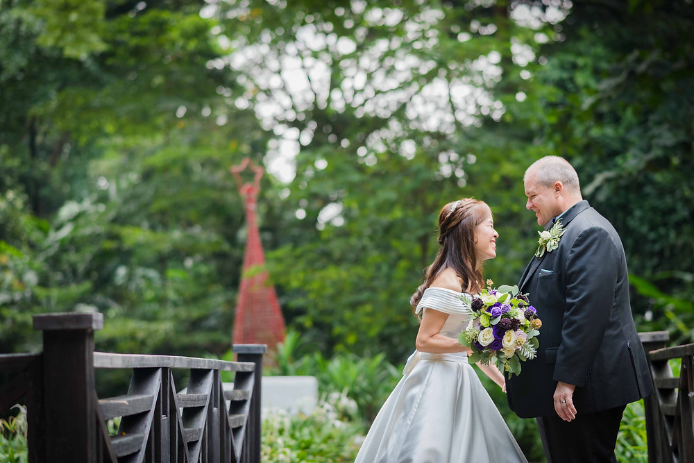 wedding day photoshoot at tamarind hill