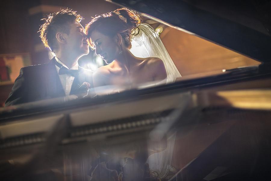 wedding photography piano