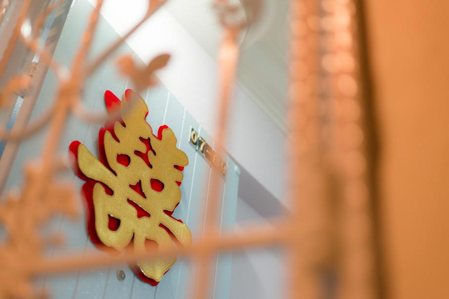 With Love, Raymond & Seow Wen @ Marina Barrage & Mandarin Oriental Hotel