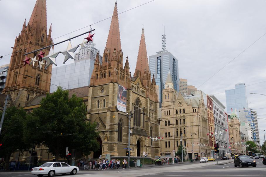 Melbourne, Australia - Travel Photography
