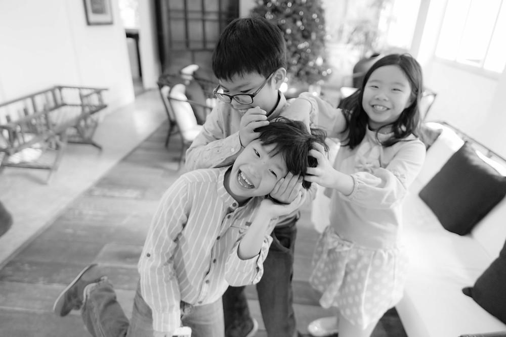 wedding kids photoshoot at tamarind hill