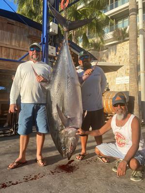 Jessica Sports Fishing Cabo