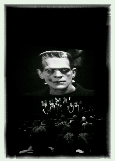 Frankenstein in Keswick 2011