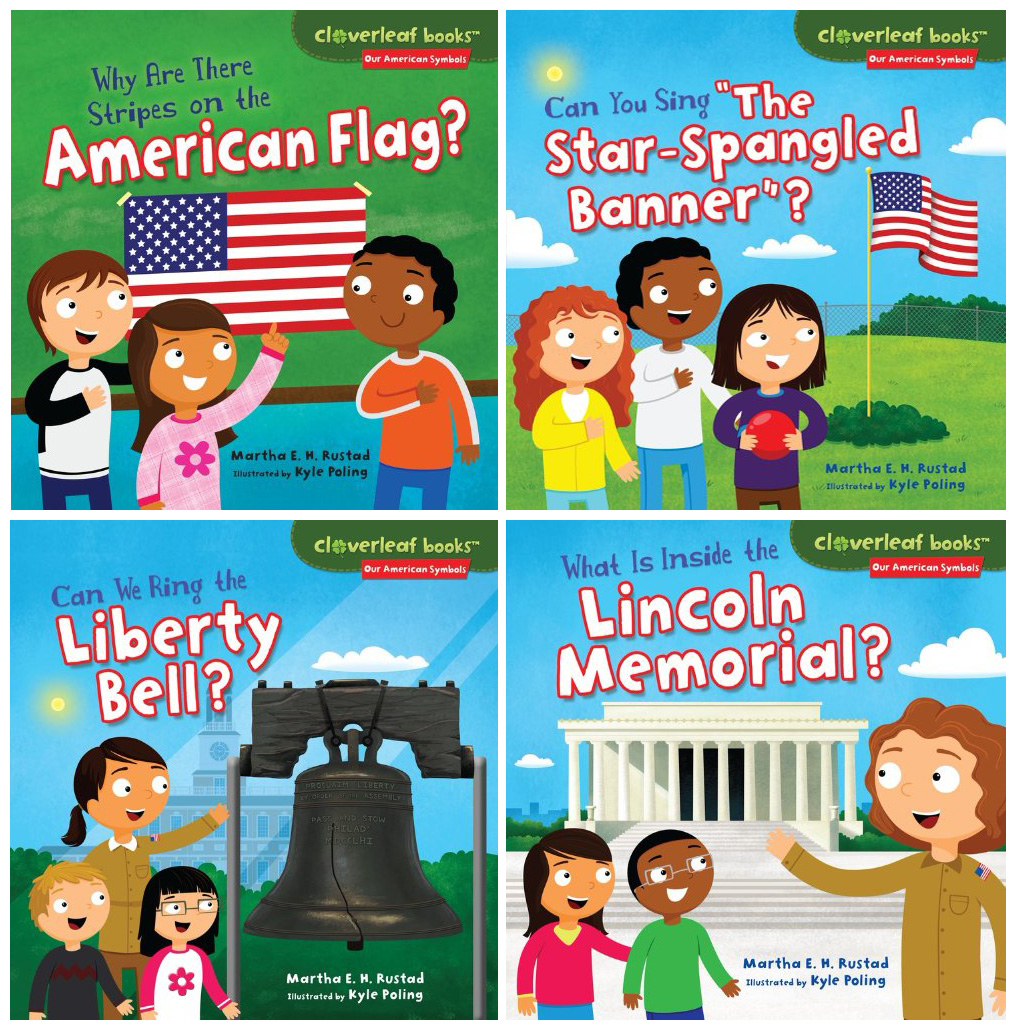 American History Book Series